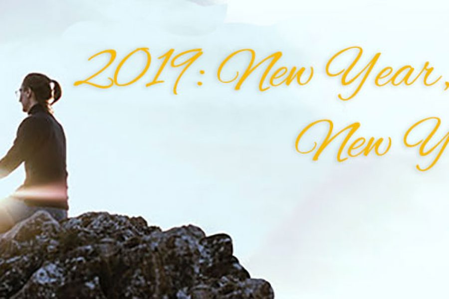 2019: New Year, New YOU!!!
