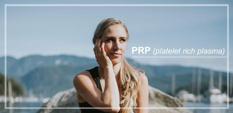 PRP Facial (platelet rich plasma)