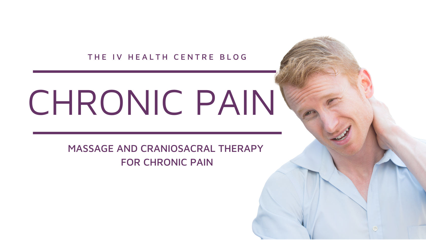 Massage and Craniosacral Therapy for Chronic Pain