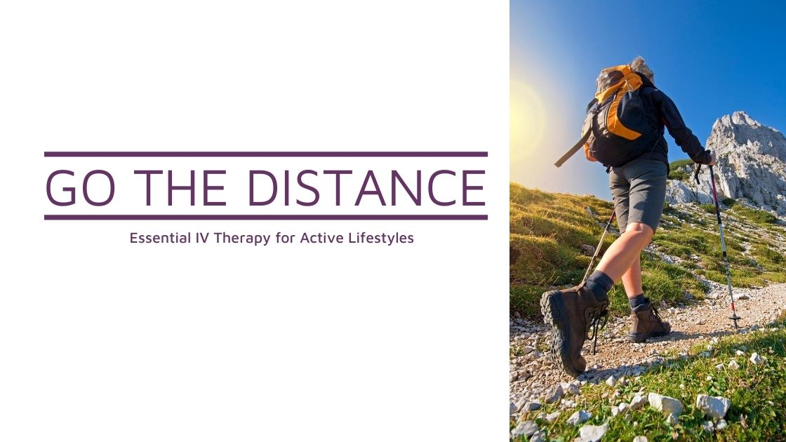 Go the Distance: Premium IV Vitamin Therapy for Active Lifestyles