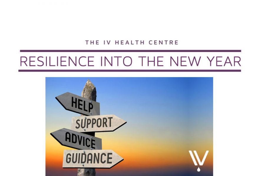 Resilience into the New Year