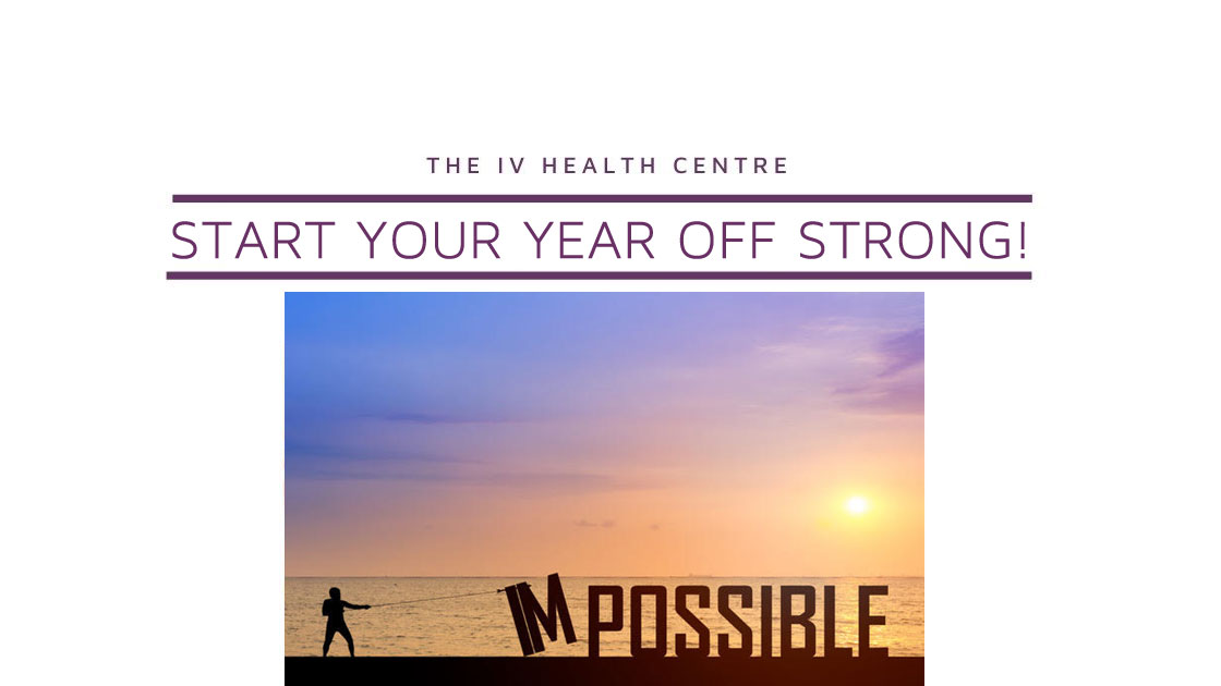 Start your year off strong